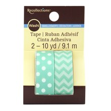 Mint Basics Washi Tape by Recollections